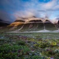 Colourful tundra on breathtaking Baffin Island | Dave Brosha