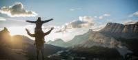 Le sentier Parker Ridge, le parc national de Banff | Ben Morin