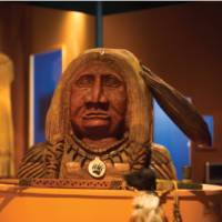 The Native Museum of Mashteuiatsh near Roberval, QC | Charles-David Robitaille