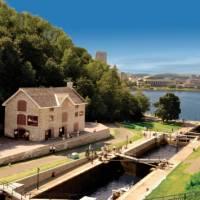 Bytown Museum & Rideau Canal Locks, Ottawa, Ontario | ©Destination Canada