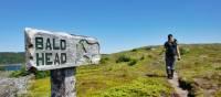 Nice day for a hike on the East Coast Trail | Sherry Ott