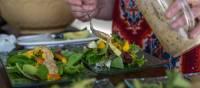 Après une journée à explorer, rien de mieux qu'un bon repas nutritif | Sherry Ott