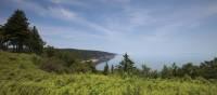 Paysage côtier sur la baie de Fundy, Nouveau-Brunswick | Guy Wilkinson