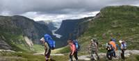 Paysages spectaculaires du parc national du Gros-Morne, Terre-Neuve