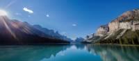 Le lac Maligne est situé dans le parc national de Jasper | Parks Canada