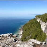 Lion's Head Lookout, Bruce Trail Peninsula | Muffy Davies
