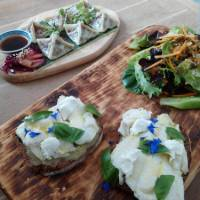 Getting creative with seafood at No9 Cafe, Lunenburg