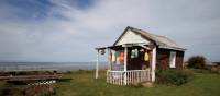 An old fishing shack on the north coast of PEI | Guy Wilkinson