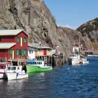 Quidi Vidi is an iconic fishing village, St. John's NL
